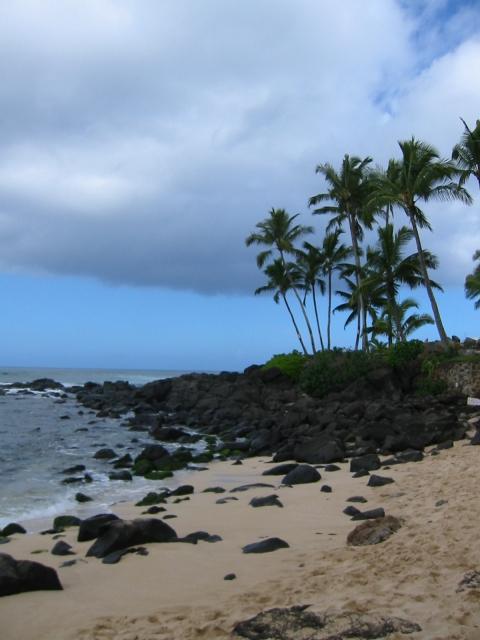 空・雲/オアフ(HAWAII)